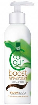 Afbeelding van Henna Plus Colour boost brown 200 Milliliter