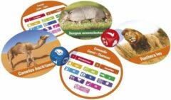 Creativamente Reisspel Zoogdieren 9 X 6 Cm Karton 51-delig (fr)