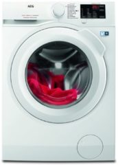 Waschmaschine Frontlader L6FB54478 (7 Kg, 1400 U/min, 139 kWh, A+++) AEG Weiß