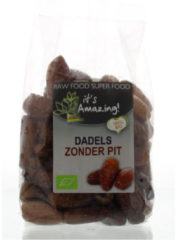 Its Amazing It's Amazing Dadels bio 500 Gram