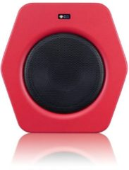 Rode Monkey Banana Turbo 10s actieve studio subwoofer rood