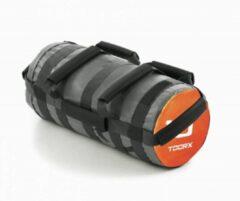 Oranje Toorx Powerbag met 6 Hendels - 10 kg