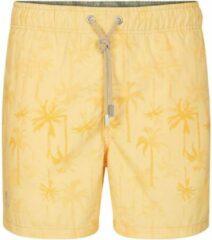 Rode Ramatuelle Zwembroek Heren - Palm Beach Classic Zwembroek - Maat XL - Kleur Geel / Yellow