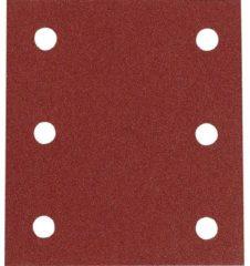 Makita P-33124 Oscillerend schuurpapier Met klittenband Korrelgrootte 120 (l x b) 102 mm x 115 mm 10 stuk(s)