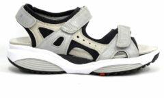 Grijze Xsensible Sandalen/Sandaaltjes