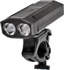 Witte ProX Felle Koplamp 900 Lumen USB oplaadbaar fiets verlichting