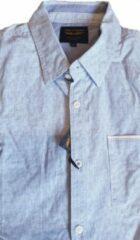 Pme legend lichtblauw overhemd lange mouw - Maat M
