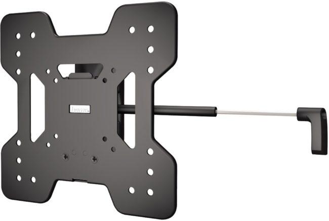 Afbeelding van Hama Tilt - Kantelbare muurbeugel - Geschikt voor tv's van 19 t/m 48 inch - Zwart