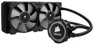 Corsair Microsystems Corsair Hydro Series H105 240mm Extreme Performance Liquid CPU Cooler CW-9060016-WW