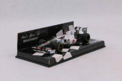 Formule 1 Sauber C31-Ferrari K. Kobayashi 2012 - 1:43 - Minichamps