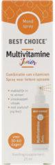 Best Choice Vitaminespray multivit junior 25 Milliliter