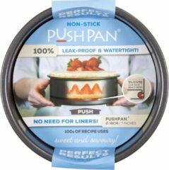Wham PushPan Springvorm - Aluminium Non-Stick - Rond - Ondiep - 18 cm