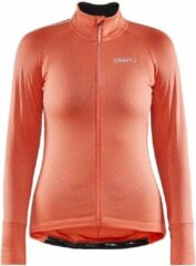 Craft Ideal Thermal Fietsjack Dames - Whirl/Trace - Maat S