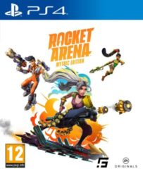 Electronic Arts Rocket Arena: Mythic Edition (PlayStation 4)