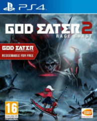 Bandai Namco Entertainment God Eater 2 Rage Burst - Includes God Eater Resurrection
