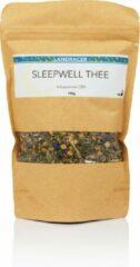 Landracer CBD Solutions De Landracer Sleepwell thee infused met CBD - 100 gram