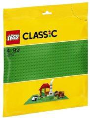 KeurSelect Lego Classic Groene Bouwplaat 10700