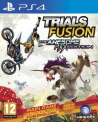 Ubisoft Trials Fusion: Awesome MAX Edition - PS4