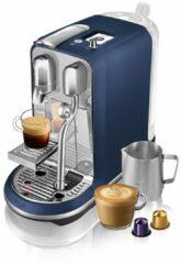 Zilveren Nespresso Sage Creatista Plus SNE800DBL2ENL1 Koffiemachine