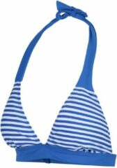 Blauwe Regatta Womens/Ladies Flavia String Bikini Top