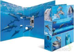 HERMA 7167 Motief ordner A4 dieren - dolfijnen