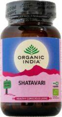 Organic India Shatavari 90 capsules 100% biologisch