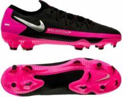 Nike Phantom GT Pro FG - Zwart/Zilver/Roze