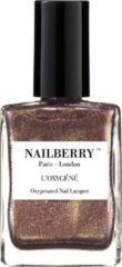 Roze Nailberry L'Oxygéné Nagellak 12 Free - Pink Sand