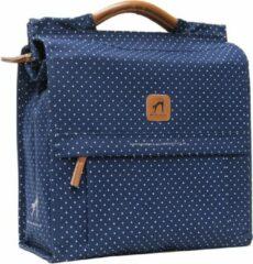 Dandell Shopper lifestyle dots blauw
