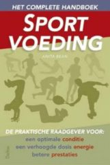 Bruna Het complete handboek sportvoeding - Boek Anita Bean (9044701932)