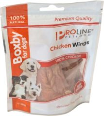 Proline Boxby Chicken Wings Kip - Hondensnacks - 100 g - Hondenvoer