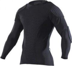 McDavid 7738 - Voetbal Shirt Dive Youth - Zwart - Large