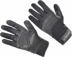 Defcon 5 Handschoenen Nylon/polyester/leer Zwart Maat L