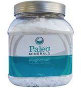 Paleo Minerals Magnesium Flakes Pot Verpakking (1500g)