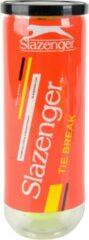 Groene Slazenger Tennisballen 3st | Waterafstotend - Real action Tennisbal |