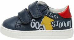 Blauwe Lage Sneakers Falcotto 2014629 01