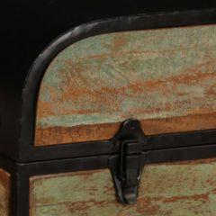 4-5 days Kist 60x60x35 cm massief gerecycled hout