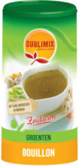 Sublimix Groentebouillon zoutarm glutenvrij 260 Gram