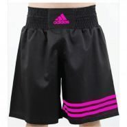 Adidas Multi Boxing Shorts Roze voor Dames