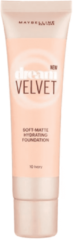 Maybelline Foundation - Dream Velours Matte 10 Ivory 30ml
