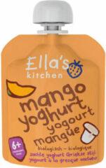 Ella's Kitchen Mango Yoghurt Griekse Stijl 6+ Maanden Bio (90g)