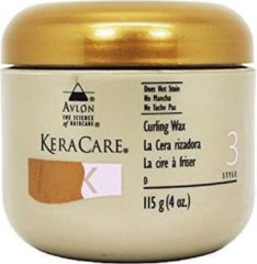 KeraCare Natural Textures Defining Custard 227 gr