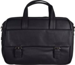 Business Line II Aktentasche 40 cm Laptopfach D&N schwarz