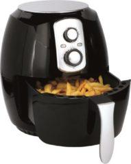 Cuisinier Deluxe hetelucht friteuse - airfryer - XL - Zwart - 1400 Watt - 3,6 Liter