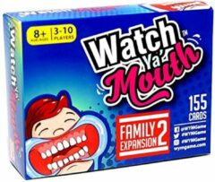 Kickstarter Watch Ya Mouth Family Expansion Pack 2