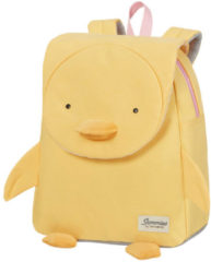 Gele Sammies by Samsonite Happy Sammies Eco Backpack S Plus duck dodie Kindertas