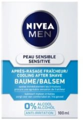 NIVEA MEN Sensitive Cool Aftershave Balsem - Aftershave - 100 ml