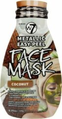 W7 Gezichtsmasker Easy Peel Metallic Coconut