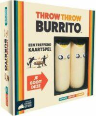 Exploding Kittens Throw Throw Burrito - Nederlandstalig Kaartspel