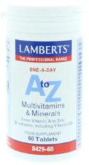 Lamberts One-a-Day A-Z Multi 60 tabletten